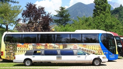 Limos Are Not Just For Parties Anymore