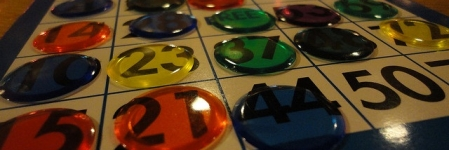 Play bingo games to live a happy life every day!