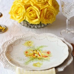 Setting a Dinner Table for Casual and Formal Parties